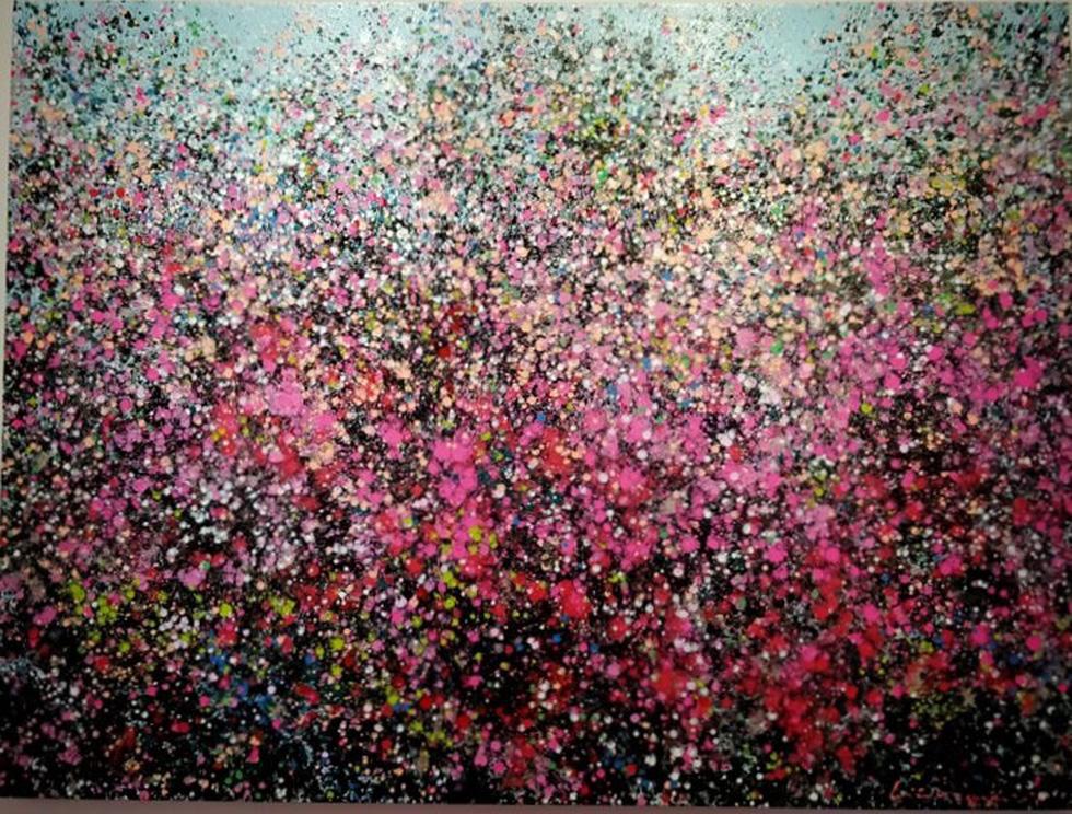 8 họa sĩ mang 'Ngày mới trở lại' rực rỡ sắc màu sau COVID-19 - Ảnh 4.