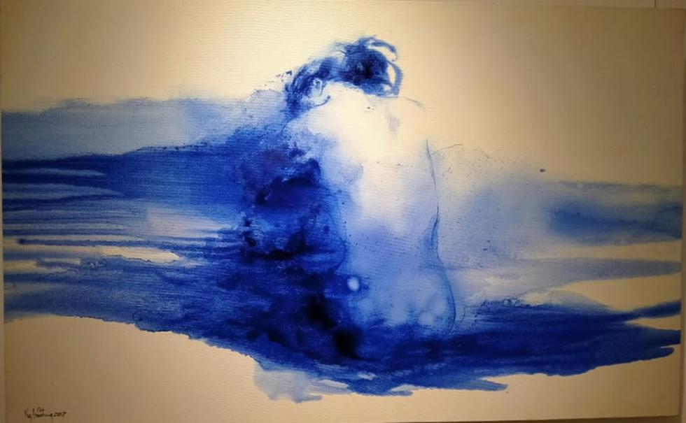 8 họa sĩ mang 'Ngày mới trở lại' rực rỡ sắc màu sau COVID-19 - Ảnh 7.