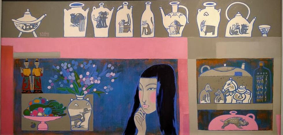 8 họa sĩ mang 'Ngày mới trở lại' rực rỡ sắc màu sau COVID-19 - Ảnh 9.