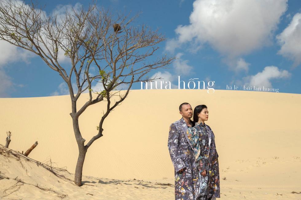 Hà Lê và album Ở trọ: Chiếc áo mới đầy sáng tạo cho nhạc Trịnh - Ảnh 3.