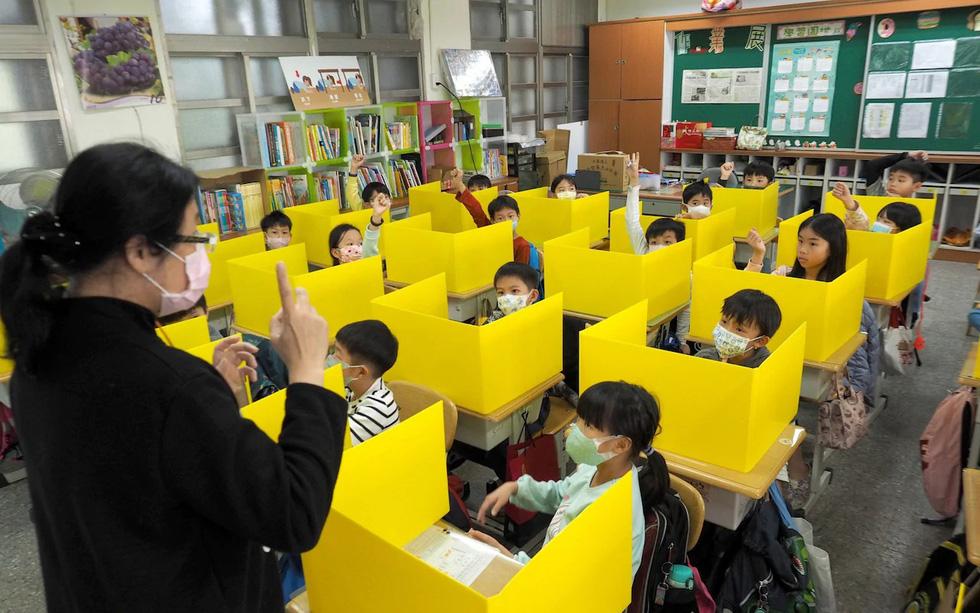 Chùm ảnh các trường học trên thế giới với đủ kiểu an toàn cho học sinh - Ảnh 9.