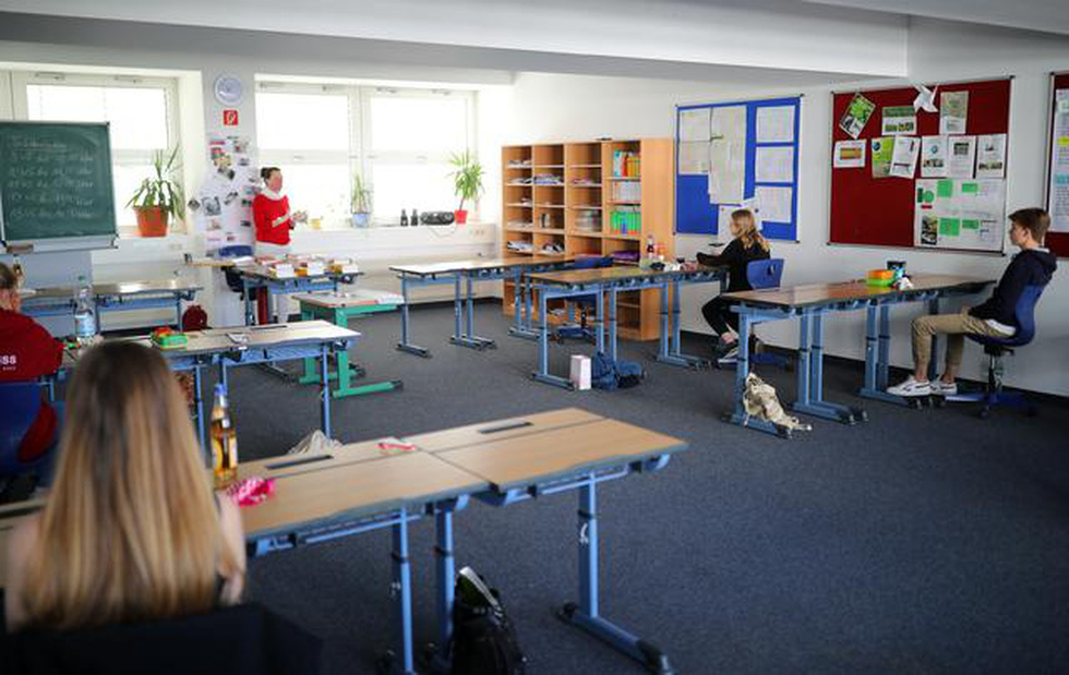 Chùm ảnh các trường học trên thế giới với đủ kiểu an toàn cho học sinh - Ảnh 11.
