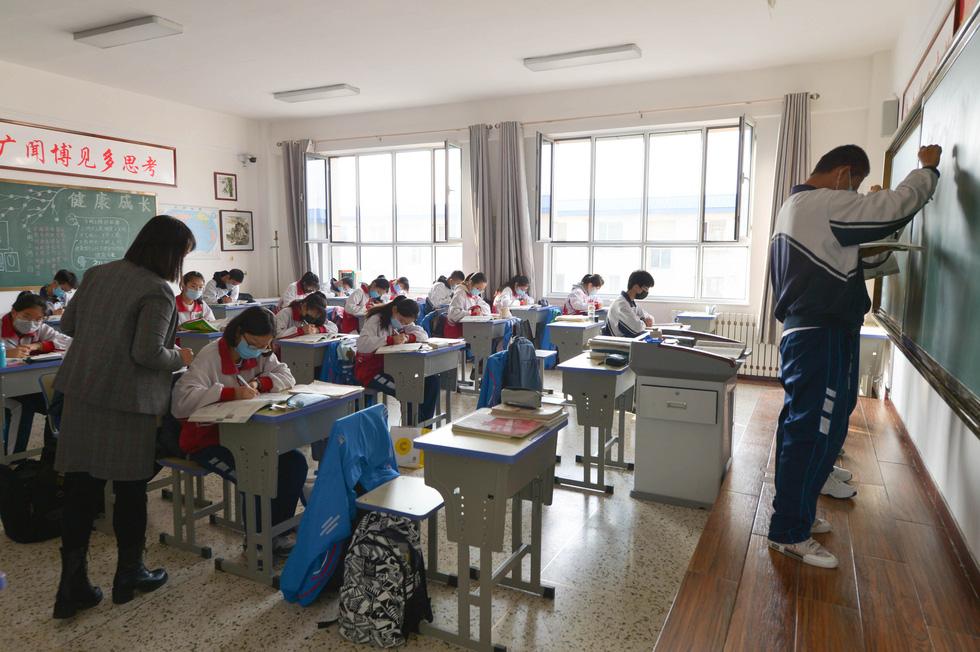 Chùm ảnh các trường học trên thế giới với đủ kiểu an toàn cho học sinh - Ảnh 4.