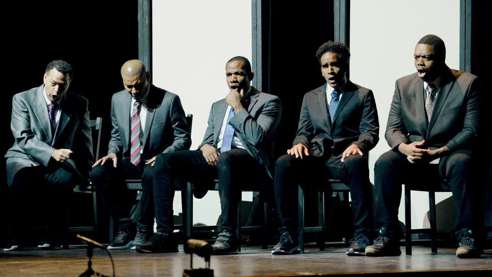Vở opera The Central Park Five của Anthony Davis nhận giải ở hạng mục âm nhạc của Pulitzer 2020 - Ảnh: NEW YORK TIMES