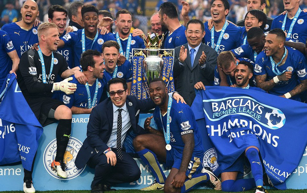 Ngày này năm xưa: Leicester City lên ngôi vô địch Premier League - Ảnh 1.