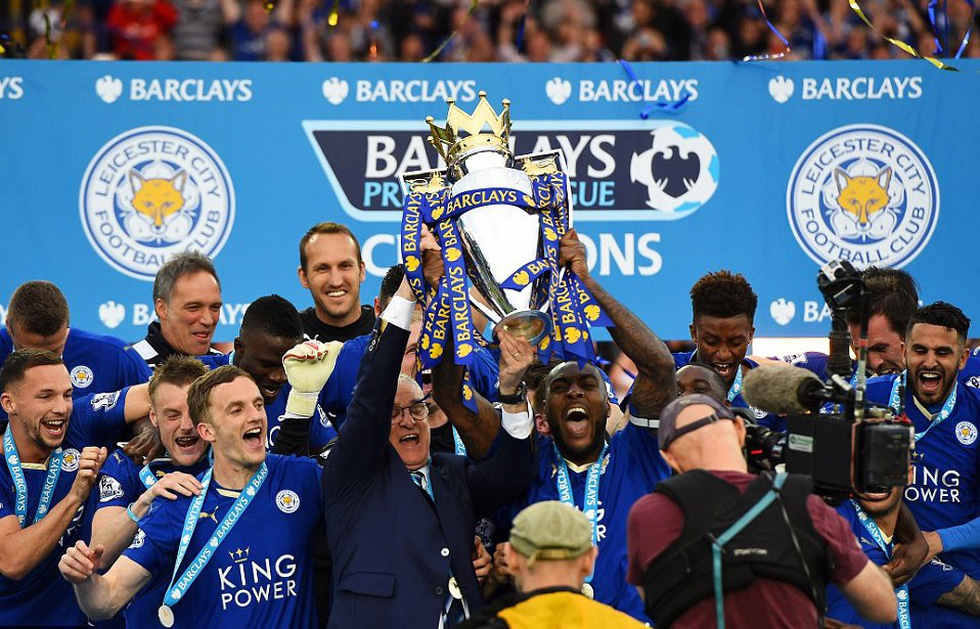 Ngày này năm xưa: Leicester City lên ngôi vô địch Premier League - Ảnh 8.