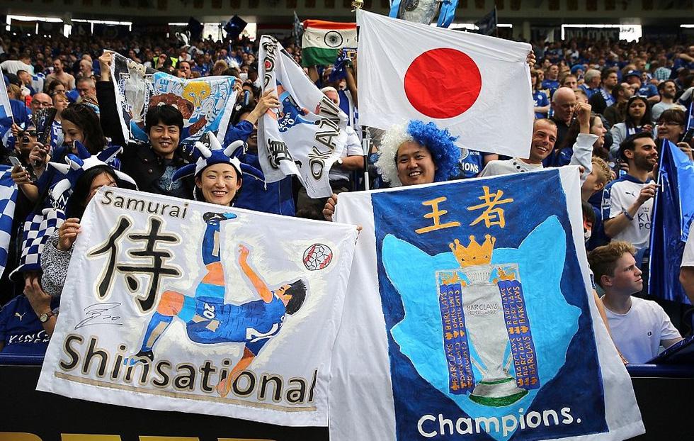 Ngày này năm xưa: Leicester City lên ngôi vô địch Premier League - Ảnh 4.