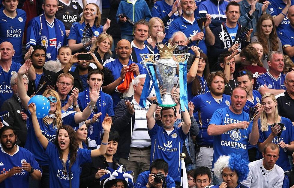 Ngày này năm xưa: Leicester City lên ngôi vô địch Premier League - Ảnh 3.