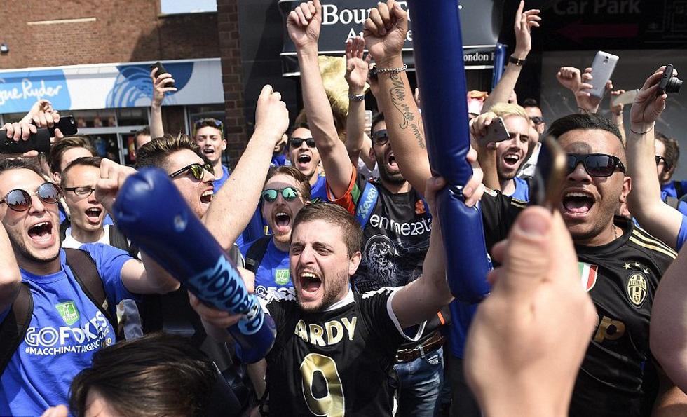 Ngày này năm xưa: Leicester City lên ngôi vô địch Premier League - Ảnh 5.
