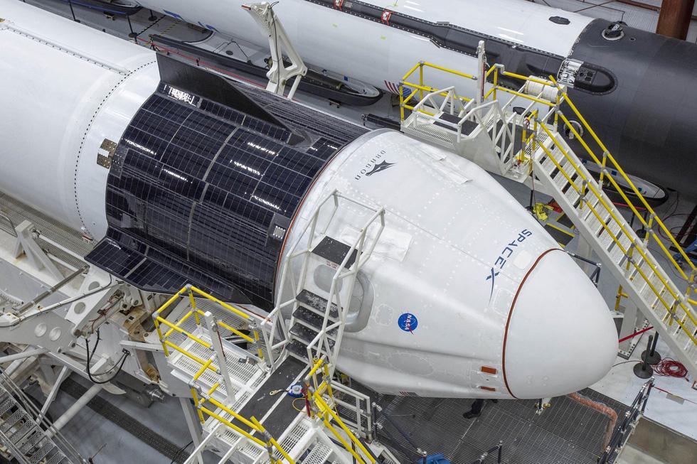 Hành trình từ 1% thành công đến cột mốc lịch sử của SpaceX - Ảnh 9.