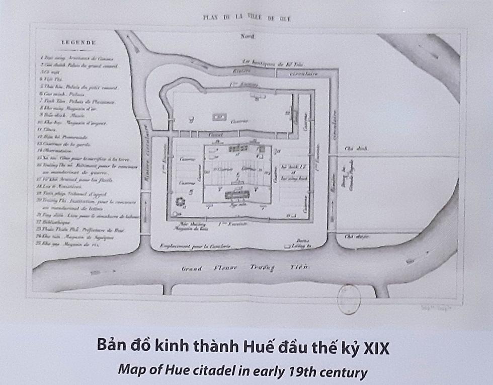 Kinh đô Huế thế kỷ 19 tiêu biểu bậc nhất cho thành thị Việt Nam cuối thời trung đại - Ảnh 2.