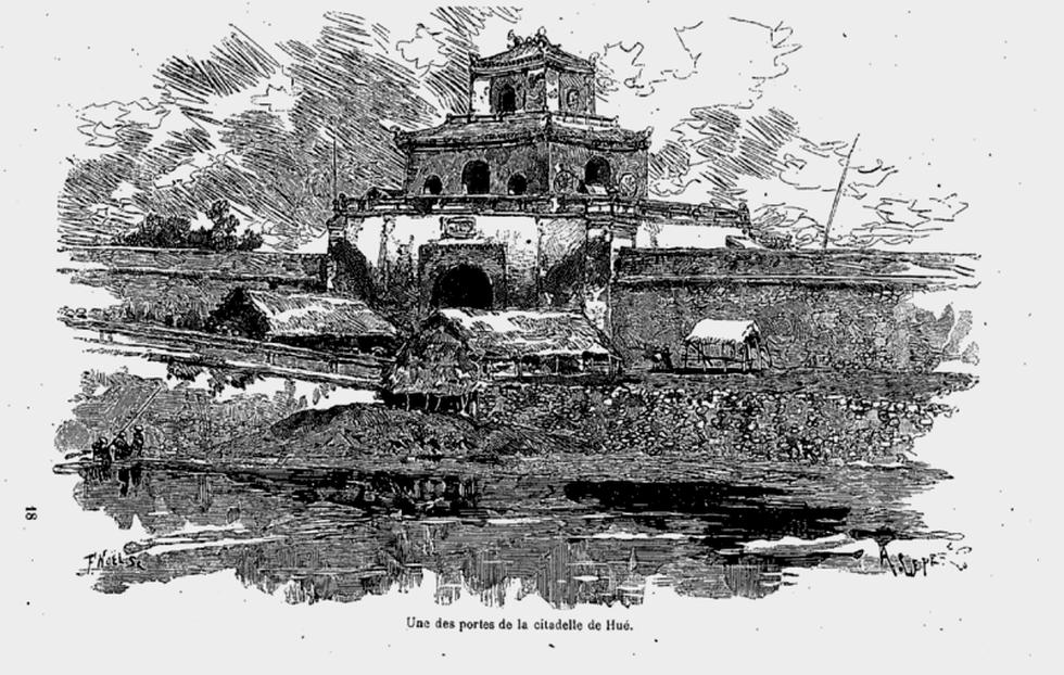 Kinh đô Huế thế kỷ 19 tiêu biểu bậc nhất cho thành thị Việt Nam cuối thời trung đại - Ảnh 1.