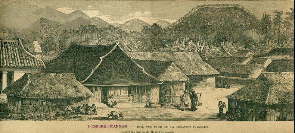 Kinh đô Huế thế kỷ 19 tiêu biểu bậc nhất cho thành thị Việt Nam cuối thời trung đại - Ảnh 6.