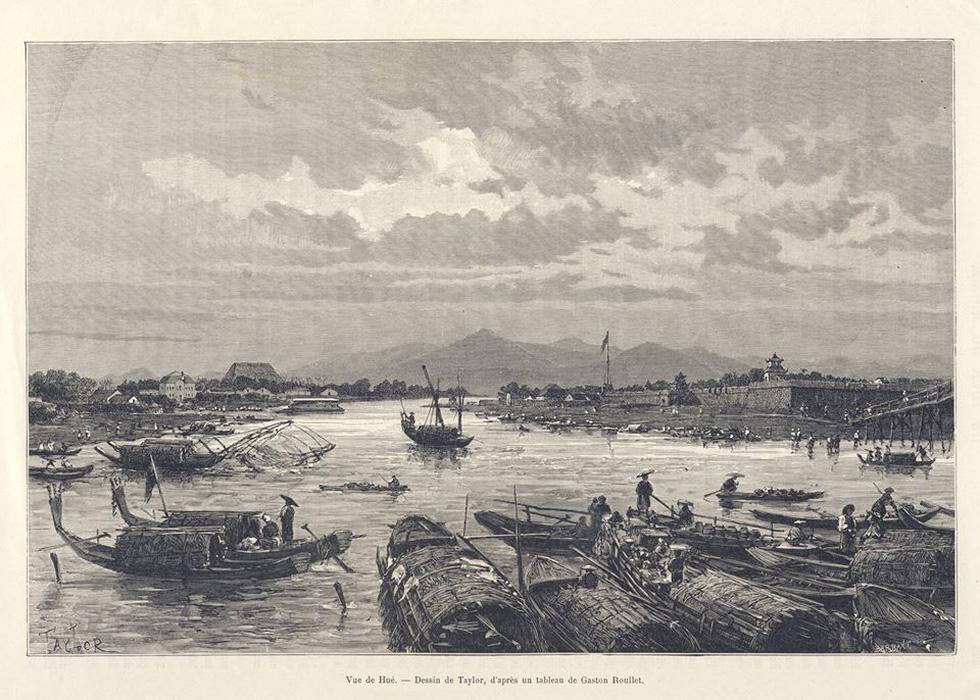 Kinh đô Huế thế kỷ 19 tiêu biểu bậc nhất cho thành thị Việt Nam cuối thời trung đại - Ảnh 4.