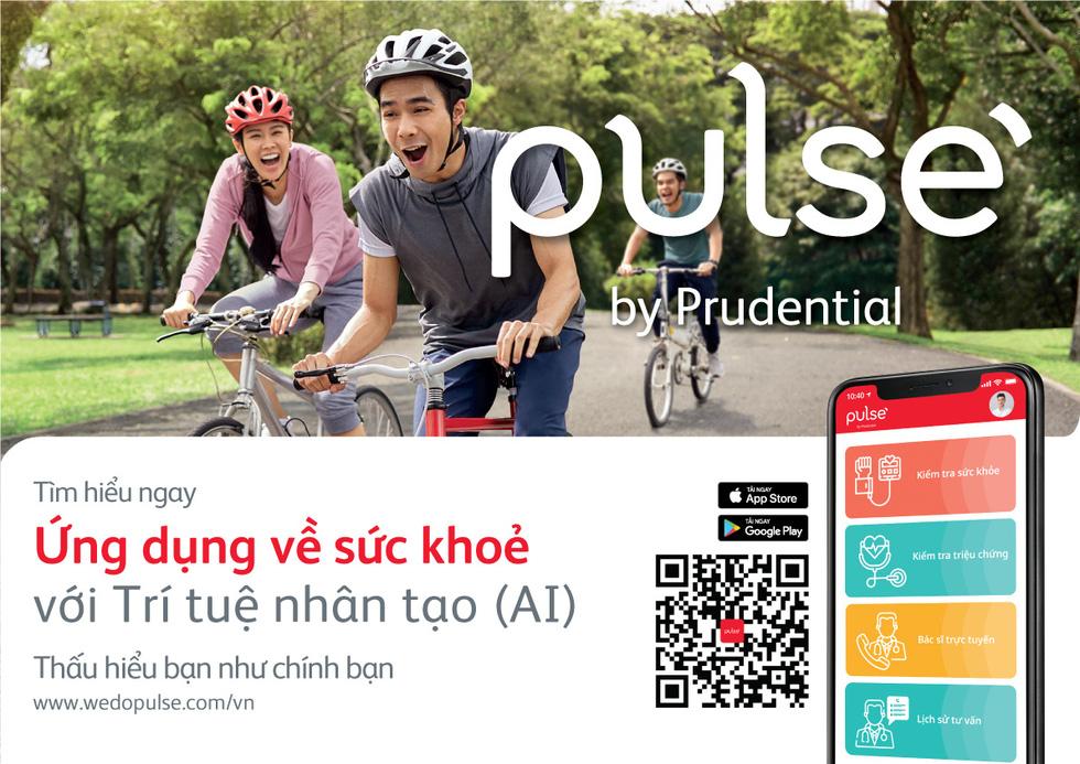 Ứng dụng Pulse: Trí tuệ nhân tạo tiết lộ điều thú vị về cơ thể mỗi người - Ảnh 1.
