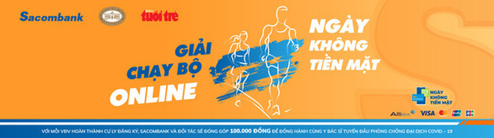 Giải chạy bộ hưởng ứng ngày không tiền mặt 2020: Ngày đầu háo hức - Ảnh 58.