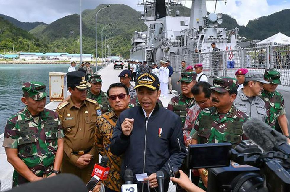 Quả bom ngoại giao của Indonesia về đường lưỡi bò trên Biển Đông - Ảnh 2.