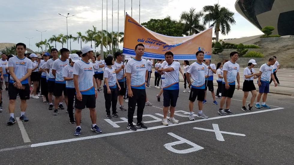 Giải chạy bộ hưởng ứng ngày không tiền mặt 2020: Ngày đầu háo hức - Ảnh 41.