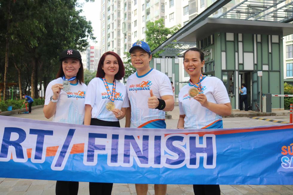Giải chạy bộ hưởng ứng ngày không tiền mặt 2020: Ngày đầu háo hức - Ảnh 24.