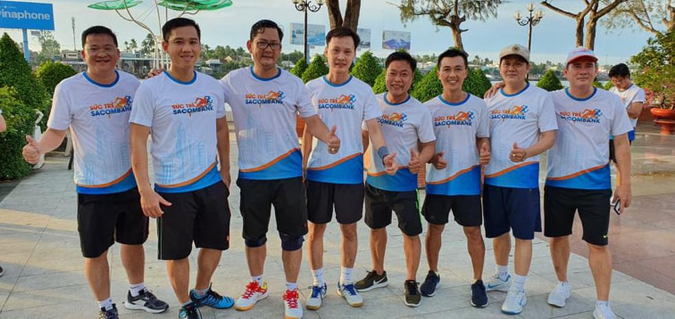 Giải chạy bộ hưởng ứng ngày không tiền mặt 2020: Ngày đầu háo hức - Ảnh 33.