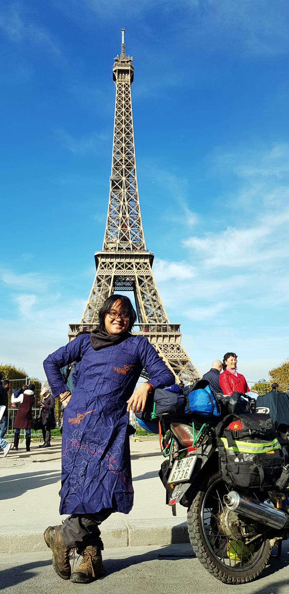 1.111 ngày đi khắp thế giới của Trần Đặng Đăng Khoa: đi 80.000km qua 65 nước - Ảnh 2.