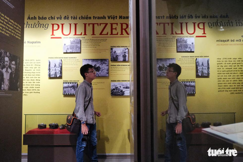 Bảo tàng Báo chí Việt Nam trước ngày khai trương - Ảnh 4.