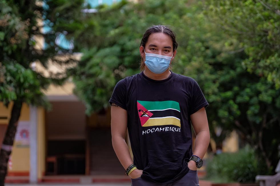Chàng trai Việt đi xe máy vòng quanh thế giới: Học được muôn ngàn bài học ý nghĩa - Ảnh 1.