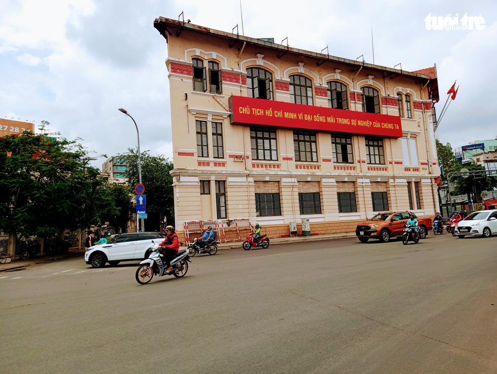 Bên trong trụ sở Hỏa xa giữa Sài Gòn: vẫn chắc chắn, tráng lệ sau hơn 1 thế kỷ - Ảnh 2.