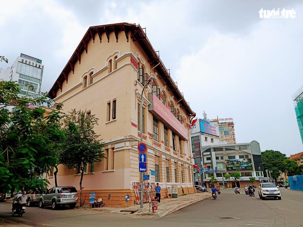 Bên trong trụ sở Hỏa xa giữa Sài Gòn: vẫn chắc chắn, tráng lệ sau hơn 1 thế kỷ - Ảnh 3.