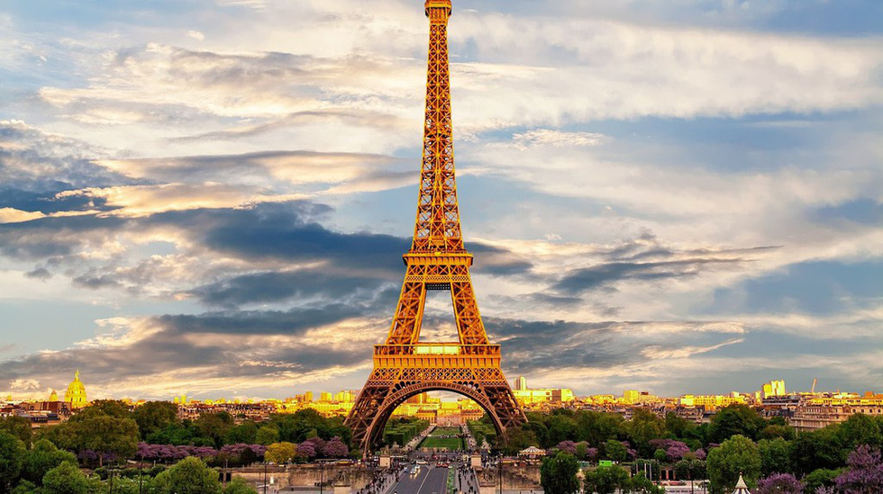 Tháp Eiffel và cảm hứng cho những phiên bản nổi tiếng trên thế giới - Ảnh 1.