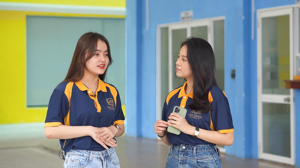 Tối nay Trường ĐH Gia Định lên sóng Khám phá trường học - Ảnh 1.