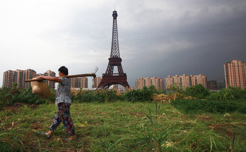 Tháp Eiffel và cảm hứng cho những phiên bản nổi tiếng trên thế giới - Ảnh 5.