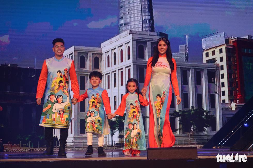 Lễ hội TP.HCM diễn ra 6 ngày từ 10h đến 22h30 tại phố đi bộ Nguyễn Huệ - Ảnh 8.
