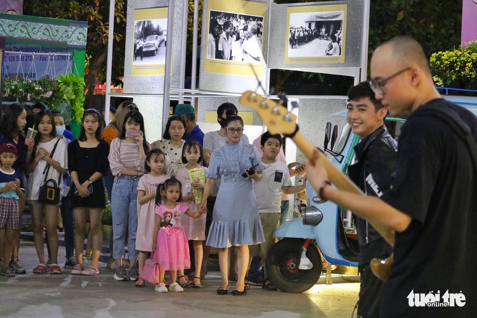 Lễ hội TP.HCM diễn ra 6 ngày từ 10h đến 22h30 tại phố đi bộ Nguyễn Huệ - Ảnh 11.