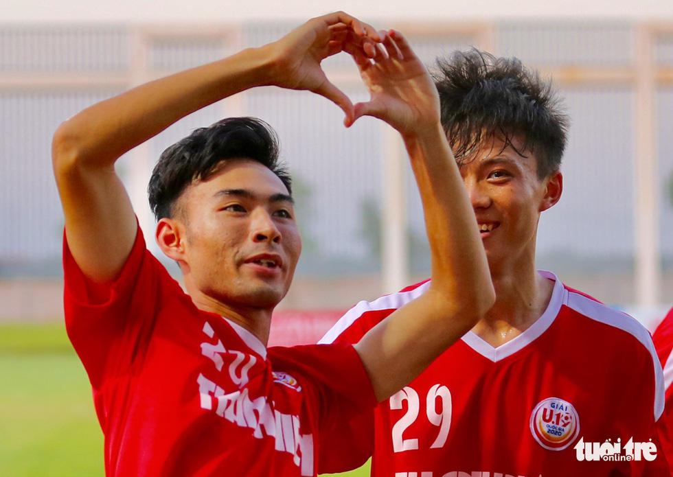Hàng thủ mơ ngủ, Hoàng Anh Gia Lai lần thứ 3 lỡ hẹn chức vô địch U19 quốc gia - Ảnh 3.