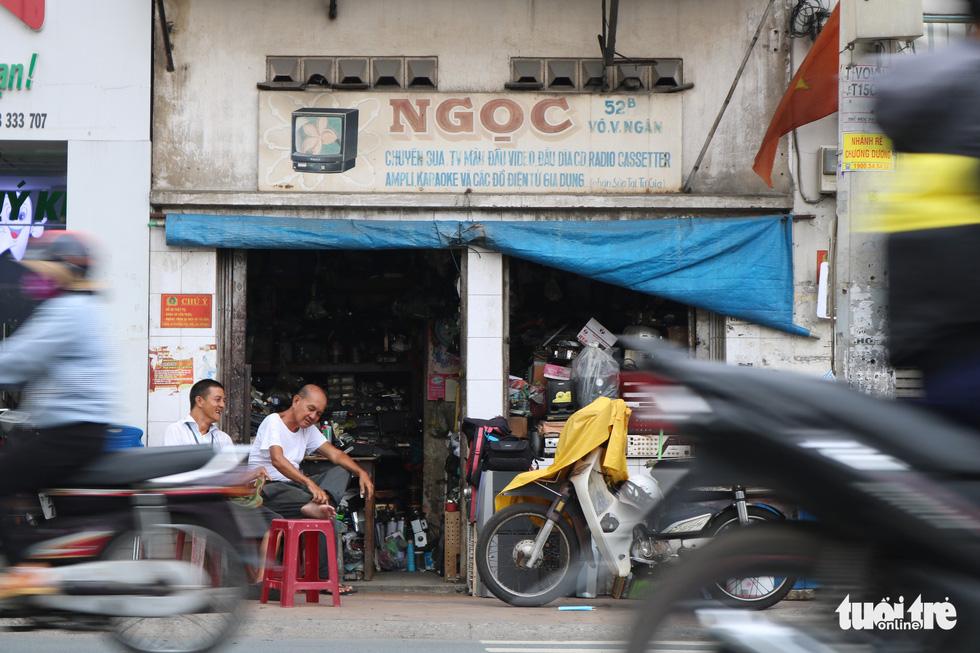 Người giữ âm thanh cũ ở Sài Gòn - Ảnh 6.