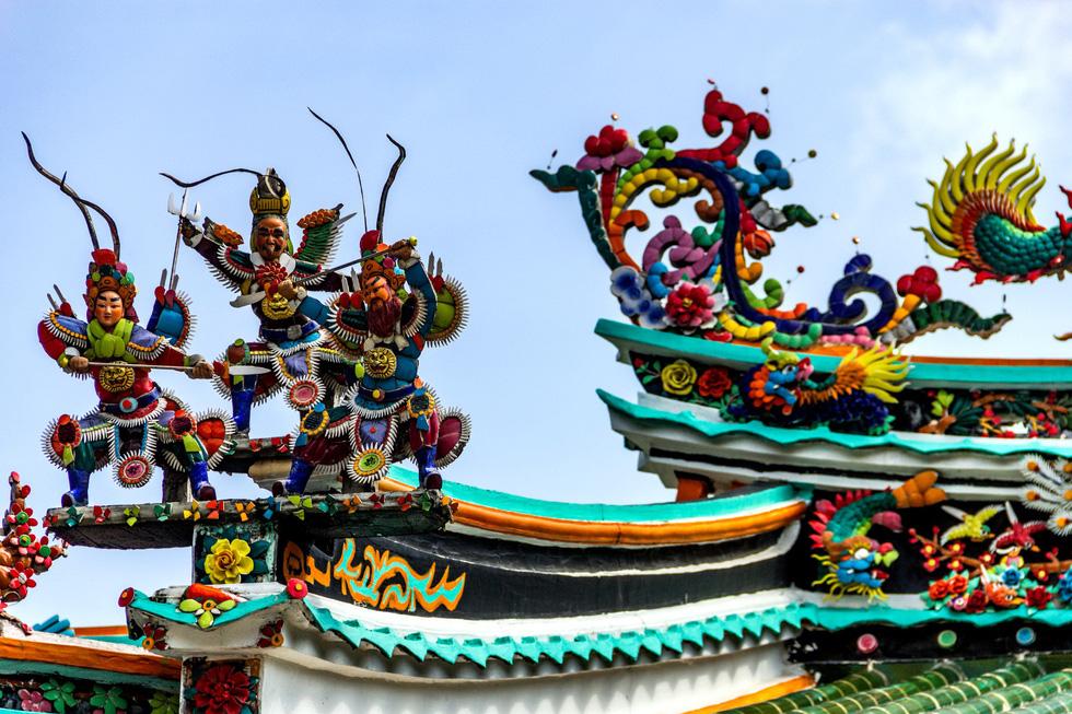 Khám phá 3 hội quán lâu đời ở Sài Gòn - Ảnh 4.
