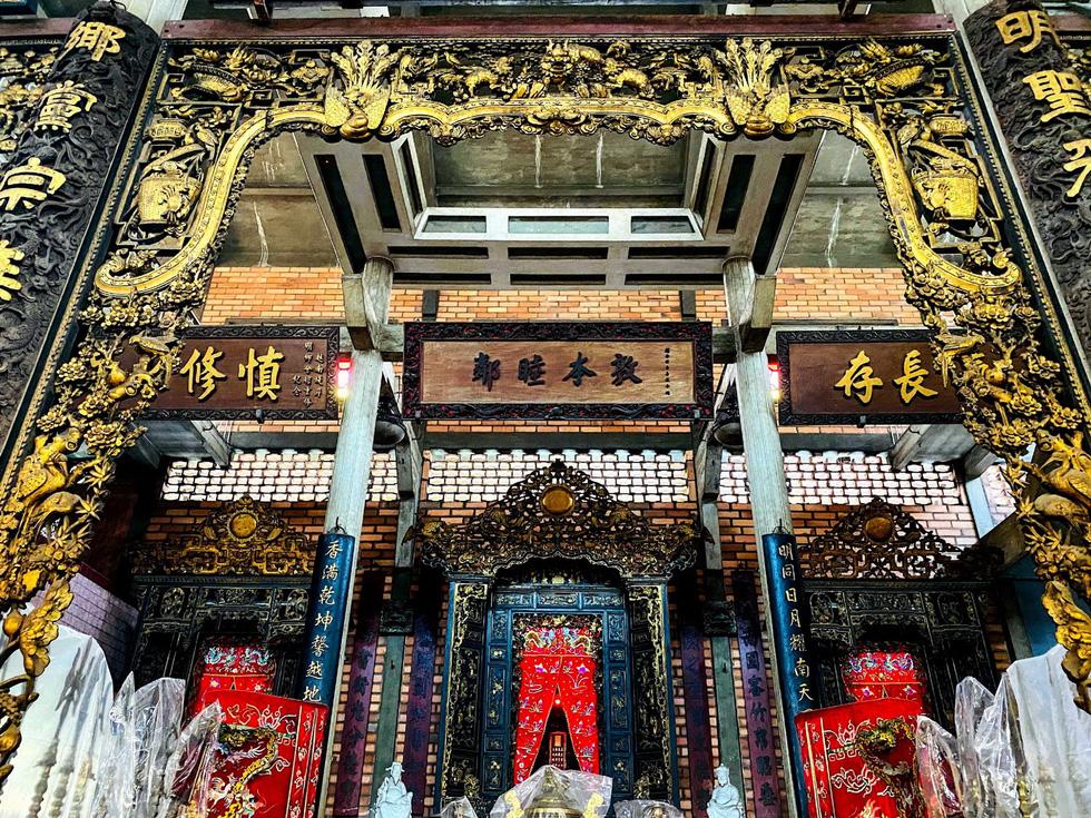 Khám phá 3 hội quán lâu đời ở Sài Gòn - Ảnh 3.