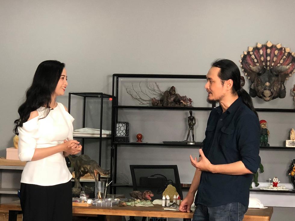 ĐH Hoa Sen lên sóng 'Khám phá trường học lúc 19h tối nay - Ảnh 2.