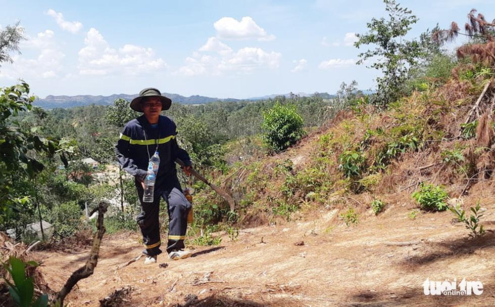 Hơn 500 người đang chữa cháy rừng ở Hà Tĩnh - Ảnh 2.