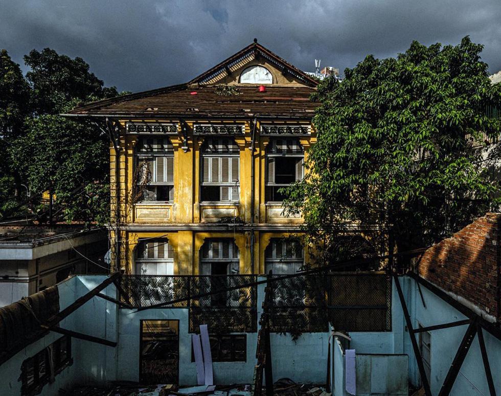 Nhiếp ảnh gia Alexandre Garel và những bức ảnh sẽ kể lại lịch sử Sài Gòn - Ảnh 1.