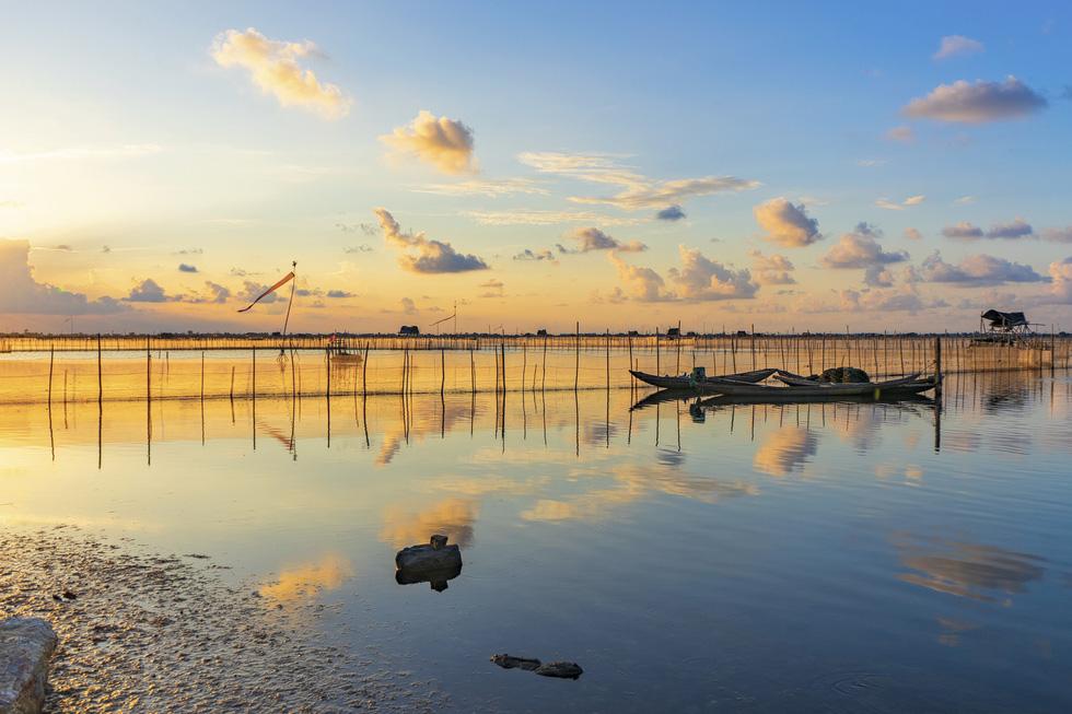 Vẻ đẹp trù phú của vùng nước Tam Giang - Cầu Hai - Ảnh 3.