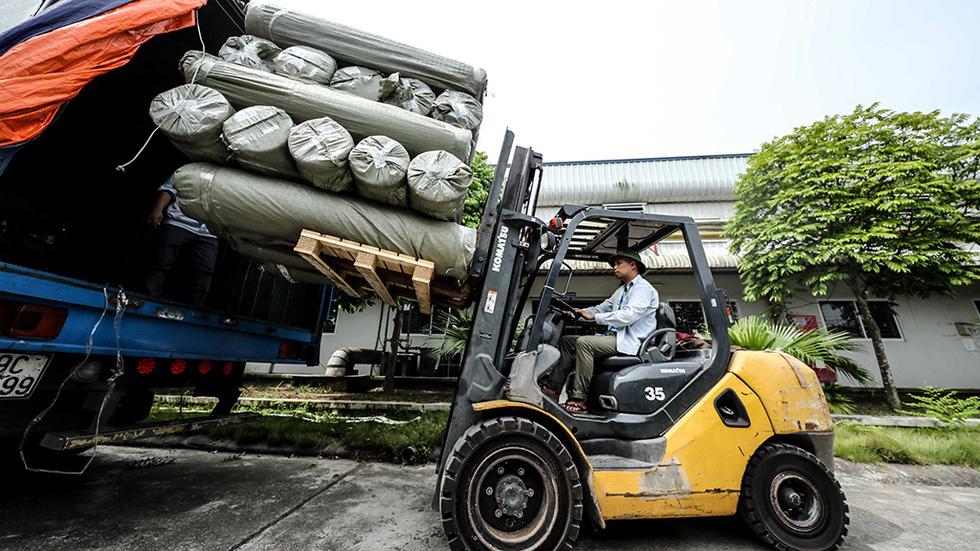 Khẩu trang Việt giúp thế giới an toàn hơn - Ảnh 7.