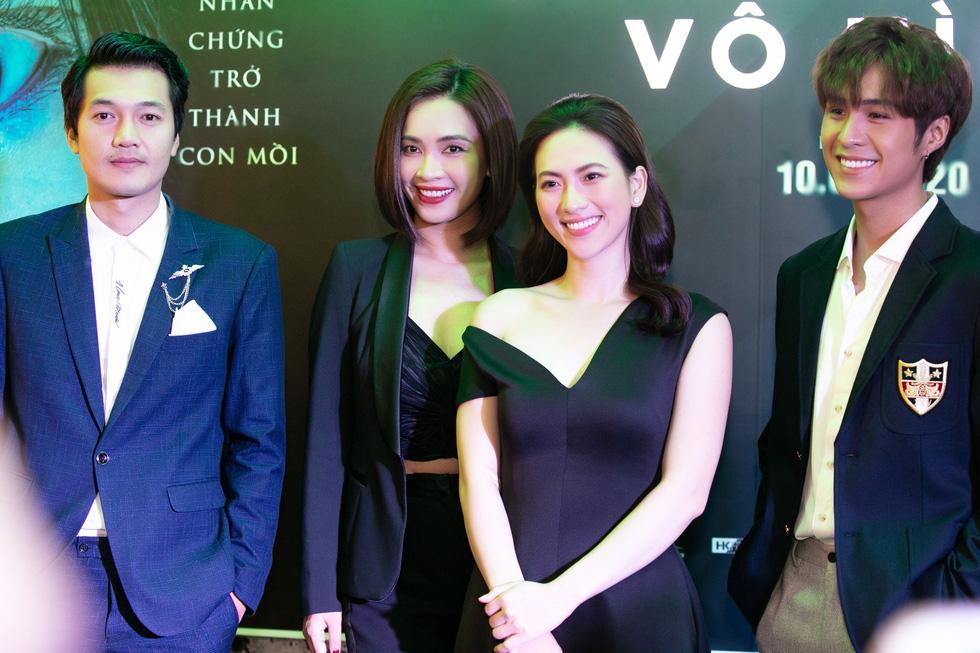 Bằng chứng vô hình tung trailer nhiều cảnh bạo lực với Quang Tuấn, Phương Anh Đào - Ảnh 3.