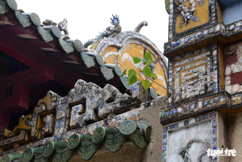 Những hình ảnh kể sự tích ở lăng Tả quân Lê Văn Duyệt - Ảnh 13.