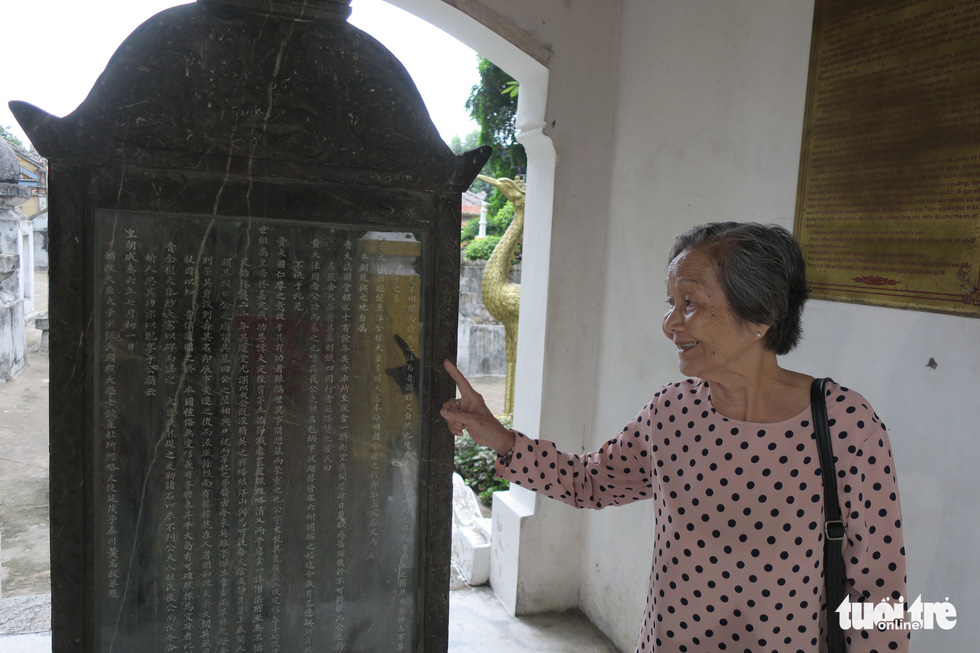 Những hình ảnh kể sự tích ở lăng Tả quân Lê Văn Duyệt - Ảnh 3.