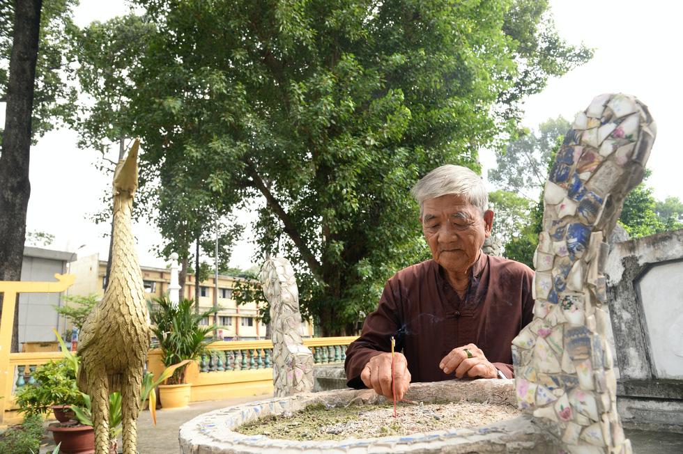 Ngắm đoạn đường Đinh Tiên Hoàng sắp đổi tên thành Lê Văn Duyệt - Ảnh 8.