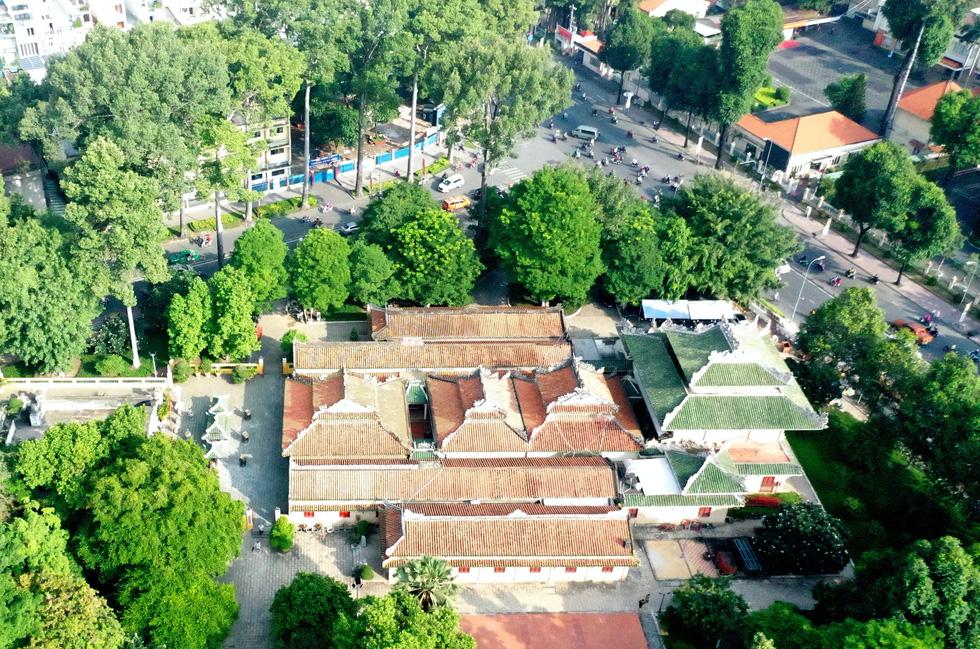 Ngắm đoạn đường Đinh Tiên Hoàng sắp đổi tên thành Lê Văn Duyệt - Ảnh 6.