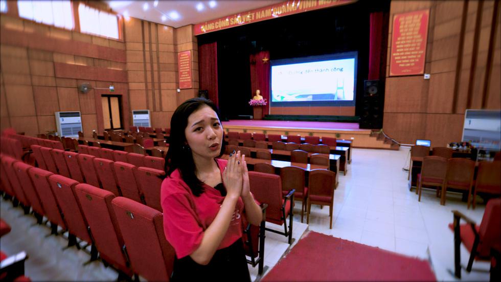 19h tối nay phát sóng Khám phá trường học tại Trường ĐH Giao thông vận tải Hà Nội - Ảnh 3.