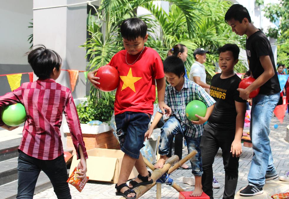Trẻ em TP.HCM bước vào hè vui khỏe - Ảnh 9.